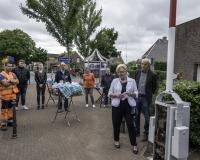 Viel Zustimmung für das neue Freillichtmuseum Grenze
