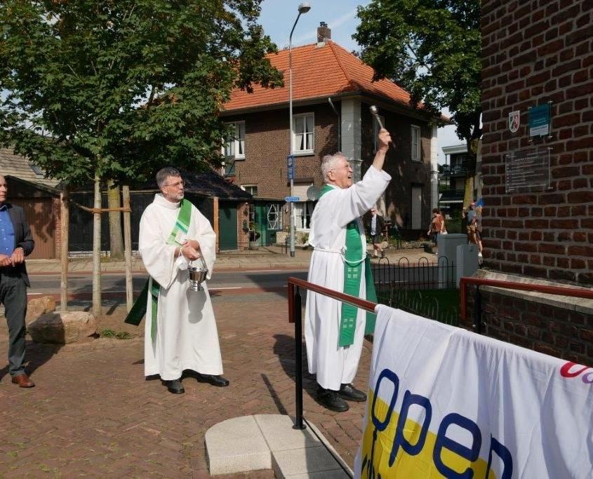 """Kirche St. Michael in Suderwick als """"Historischer Ort der Gemeinschaft"""" ausgezeichnet"""